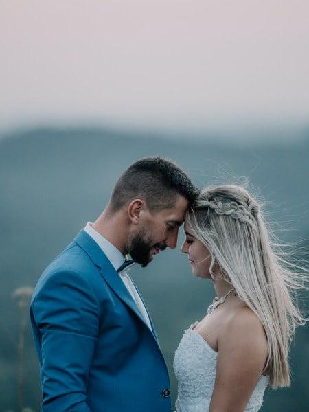 Karolina & Robert – sesja ślubna Góra Zborów