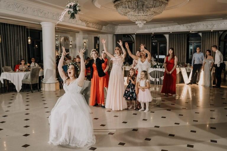 Ania i Kamil - wesele w Białym Domu Paniówki